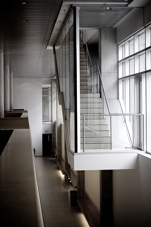 tel building at york university